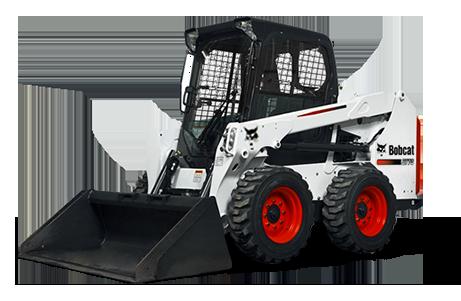 Трактор-погрузчик BobCat S160