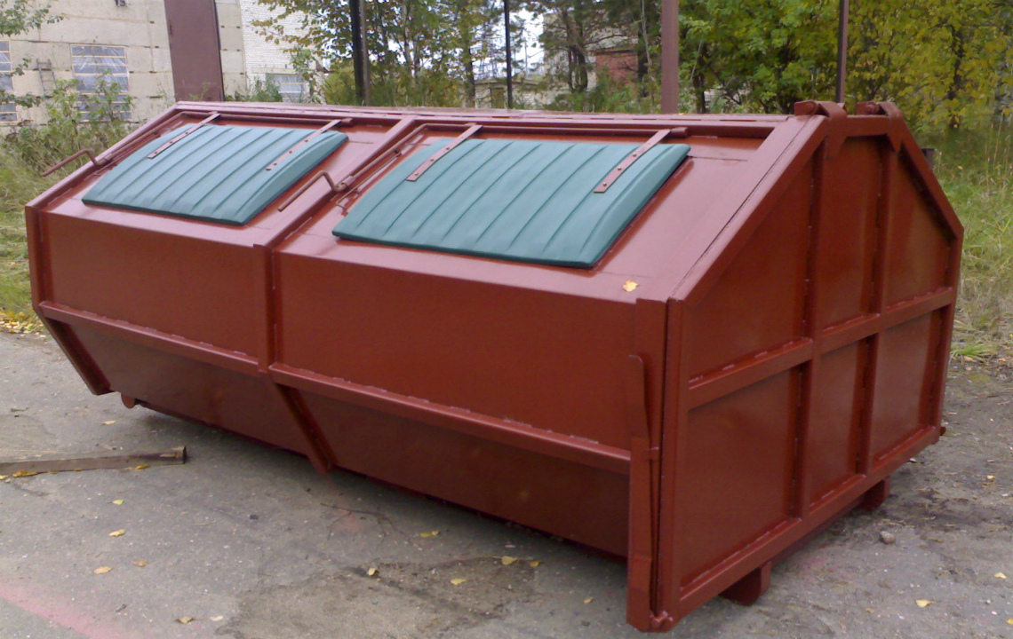 Нормативы наполнения мусорных контейнеров