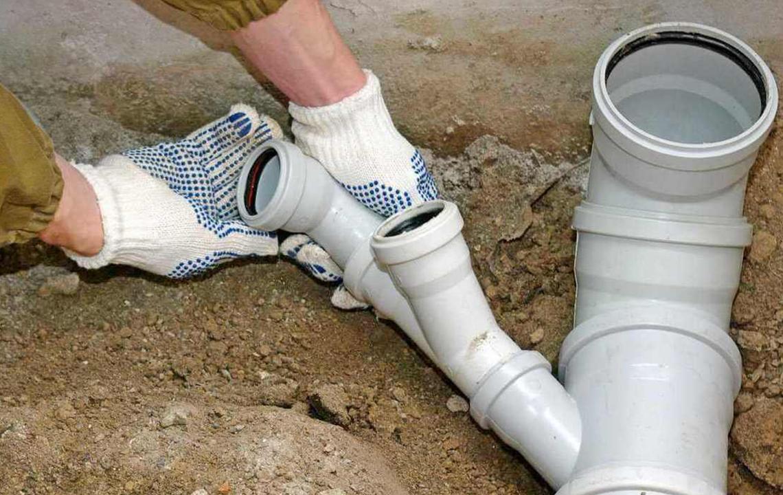 Демонтаж канализации